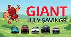 GIANT July Savings