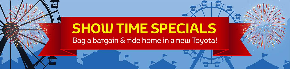 Show Time Specials