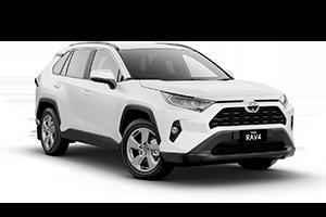 NEW 2019 RAV4 GXL 2WD CVT