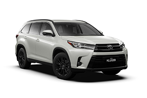 NEW 2019 Kluger Black Edition 2WD