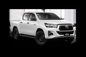 NEW 2019 Hilux 4x2 SR Hi-Rider Dual Cab Turbo Diesel Auto