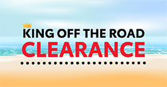King Off The Road Clearance