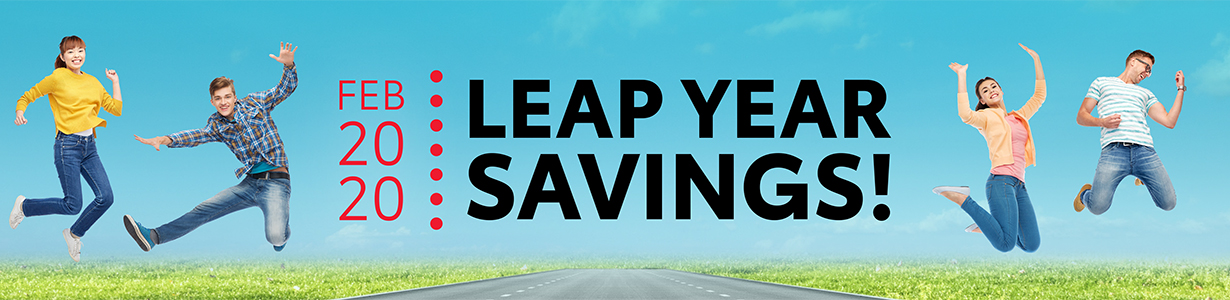 Leap Year Savings