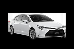ALL-NEW 2019 Corolla Ascent Sport  Sedan CVT