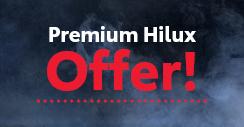 Premium HiLux Offer