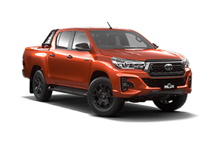 NEW 2019 HiLux Rogue 4x4 Dual Cab TD Auto