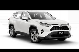NEW 2020 RAV4 GX 2WD CVT