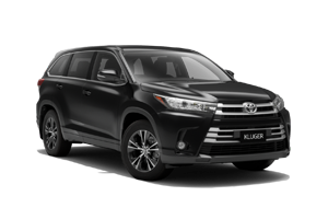 NEW 2019 Kluger GX 2WD Auto