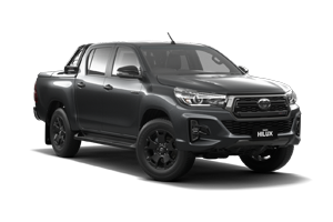 NEW 2020 Hilux Rogue 4x4 Dual Cab TD Auto