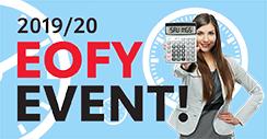 EOFY Event