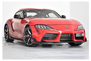DEMO 2019 GR Supra GTS (Monza Red)