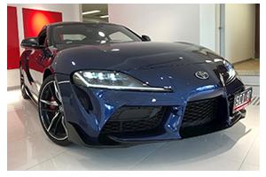 DEMO 2019 GR Supra GTS (Lemans Blue)