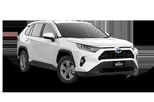 NEW 2020 RAV4 Hybrid GX AWD CVT