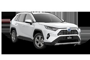 NEW 2020 RAV4 Hybrid GXL AWD CVT