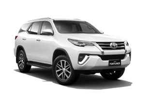 NEW 2020 Fortuner Crusade TD Auto