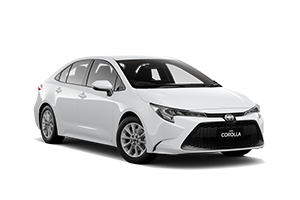 NEW 2020 Corolla Ascent Sport Sedan CVT