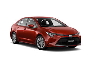 NEW 2020 Corolla SX Sedan CVT