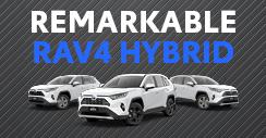 Remarkable RAV4 Hybrid