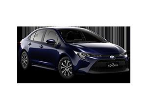 NEW 2020 Corolla Ascent Sport Sedan Hybrid CVT