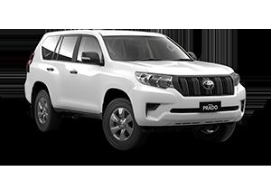 NEW 2020 Prado GX Turbo-Diesel Auto