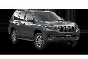 NEW 2020 Prado Kakadu Turbo-Diesel Auto