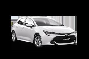 NEW 2020 Corolla Ascent Sport Hatch CVT