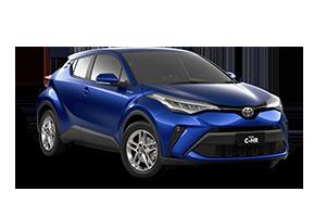 NEW 2020 C-HR 2WD CVT
