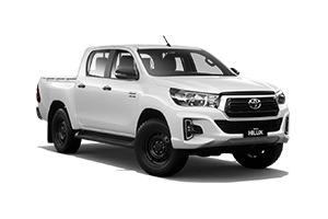 NEW 2020 Hilux SR 4x4 Double-Cab Pick-Up Turbo-Diesel Manual