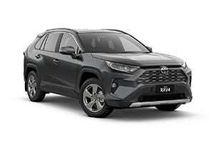 NEW 2020 RAV4 GXL 2WD CVT