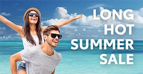 Long Hot Summer Sale