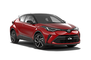 NEW 2020 C-HR Koba Two-Tone 2WD CVT