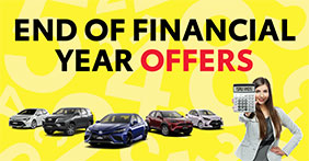 End of Financial Year Offers