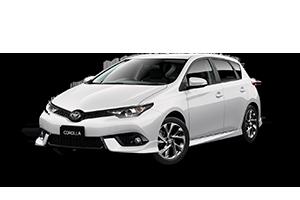 2017 Corolla SX Hatch CVT (Auto)