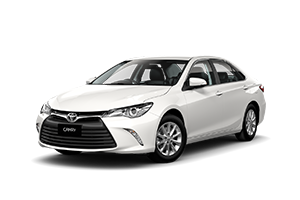 2017 Camry Altise with Satellite Navigation