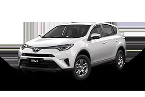 2017 RAV4 GX 2WD CVT (Auto)