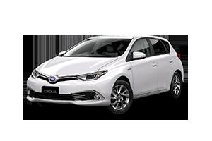 2017 Corolla Hybrid Hatch CVT (Auto)