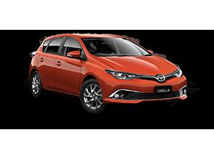 2017 Corolla Ascent Sport Hatch CVT (Auto)