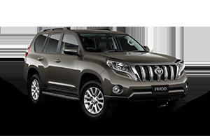 2017 Prado VX Turbo Diesel Auto