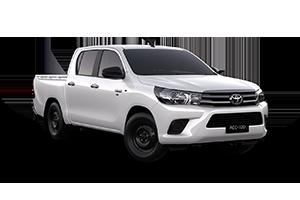 2017 Hilux SR 4x2 Dual Cab Petrol Auto