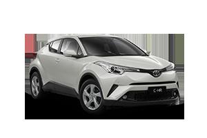 2017 C-HR 2WD CVT (Auto)