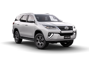 WHITE 2017 Fortuner GXL Turbo Diesel Auto