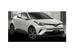 2017 C-HR Koba 2WD CVT (Auto)