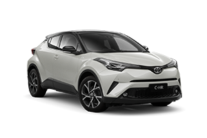 2017 C-HR Koba 2WD CVT (Auto) Two-Tone