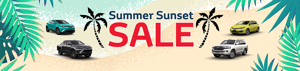 Summer Sunset SALE