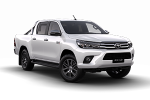 2018 Hilux SR5 4x4 Dual Cab Turbo Diesel Manual