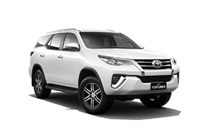 2018 Fortuner GXL Turbo Diesel Auto