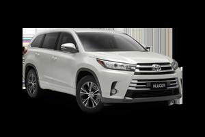 2018 Kluger GX 2WD