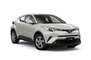 2018 C-HR 2WD CVT (Auto)
