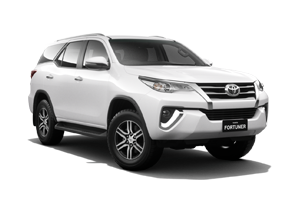 2018 Fortuner GXL TD Auto