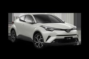 2018 C-HR Koba AWD CVT (Auto)